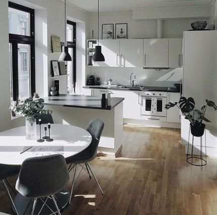 Trendy apartment living room decor renting interior design 59+ Ideas #smallapartmentliving