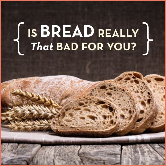 Bread has been cast as the villain of the food world lately, but do you really need to go gluten-free to have a healthy diet?