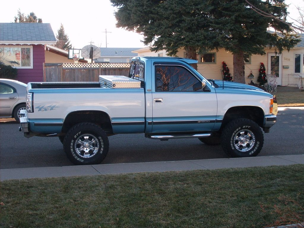 64 best images about 1990 Chevy Truck ideas on Pinterest  Chevy