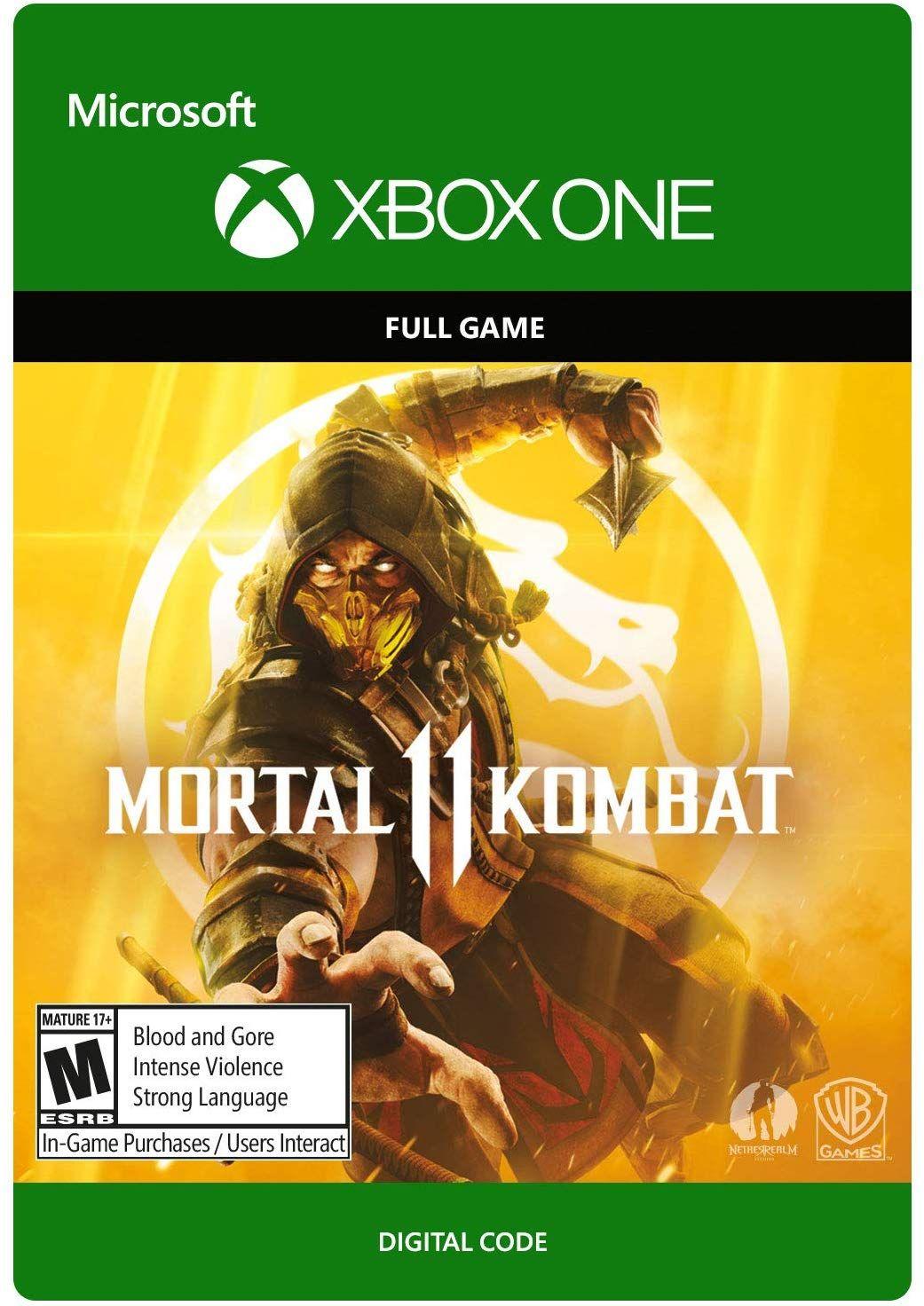 Free Mortal Kombat 11 Redeem Code Download Key Generator