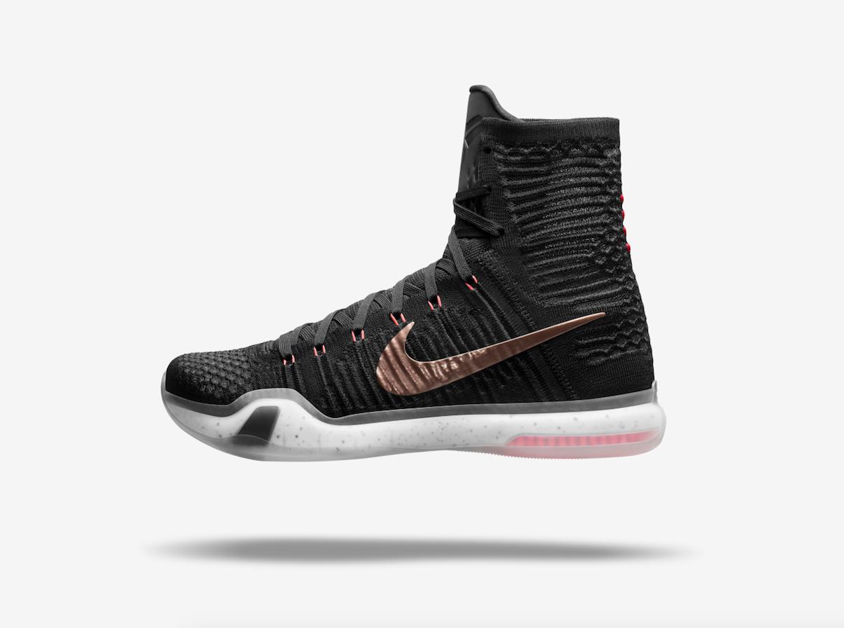 kobe bryant high top basketball shoes