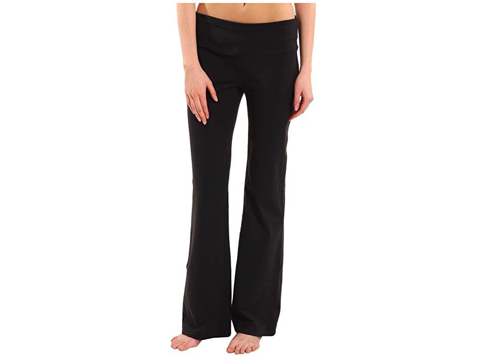 Prana Audrey Pant Black Womens Casual Pants For a pant thats as at home on a hike as it is in the yoga studio look no further than the versatile Audrey Pant Bodyhugging f...