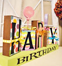 The Sew*er, The Caker, The CopyCat Maker: Birthday Blocks
