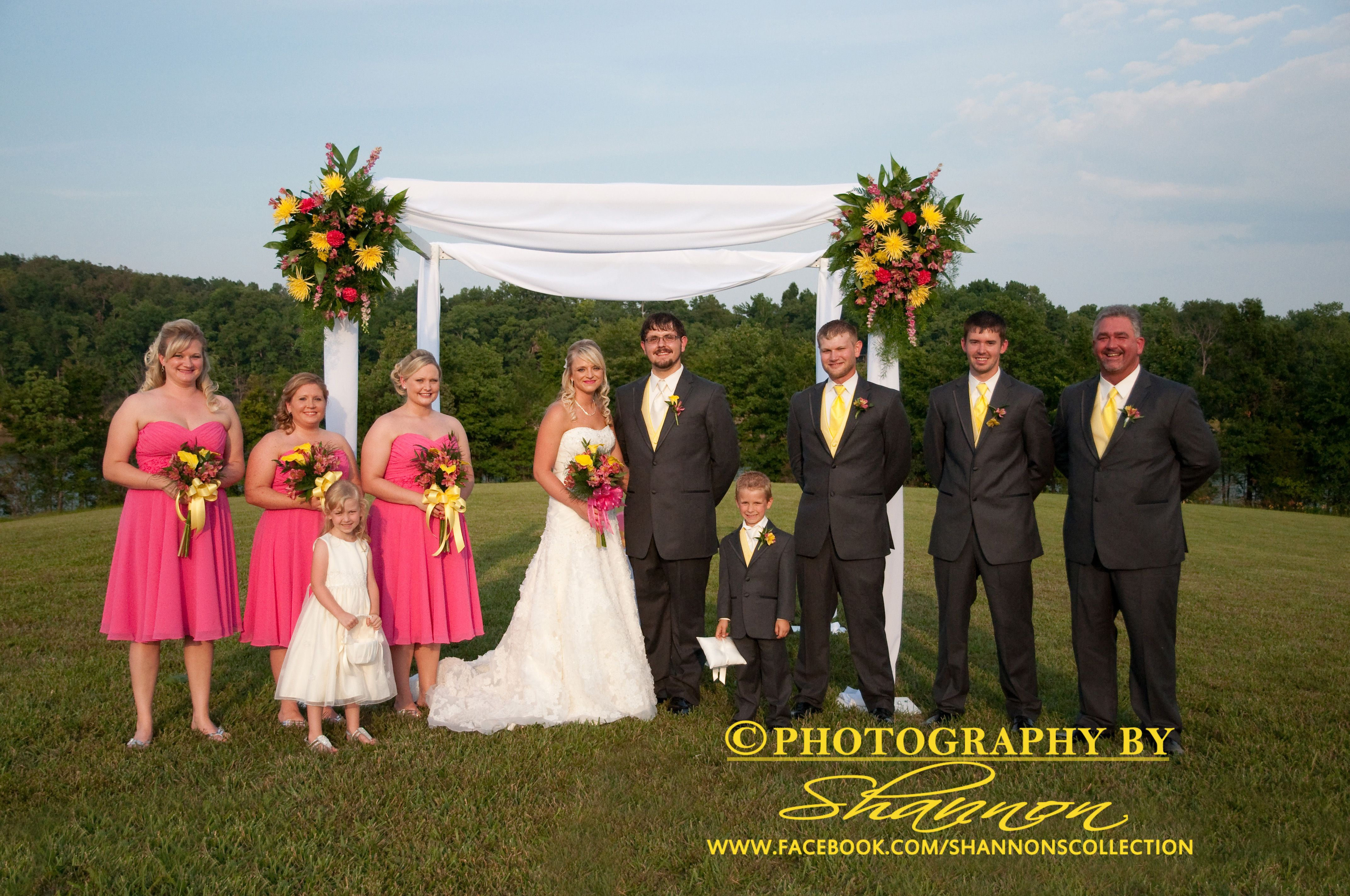 lakeside weddings in falls of rough ky 1 hour from