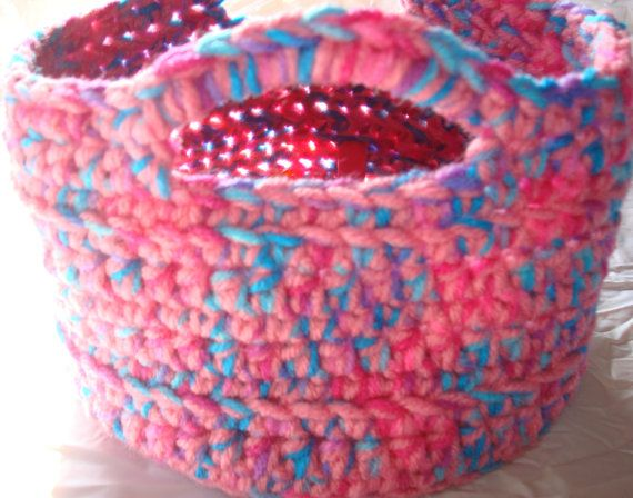 Basket by TheEnchantedSlipper on Etsy, $12.00