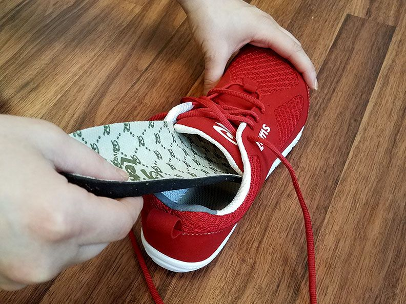 How to modify your shoes to better fit your feet shoe
