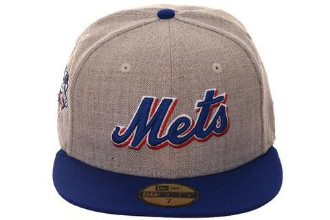 9fe96da7a New Era 59Fifty New York Mets 2000 World Series Fitted Hat - 2T ...