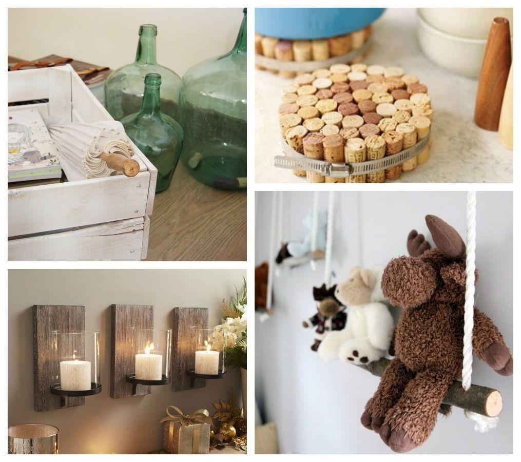 Decora casa reciclado buscar con google decoracion reciclado pinterest - Decoracion vintage reciclado ...