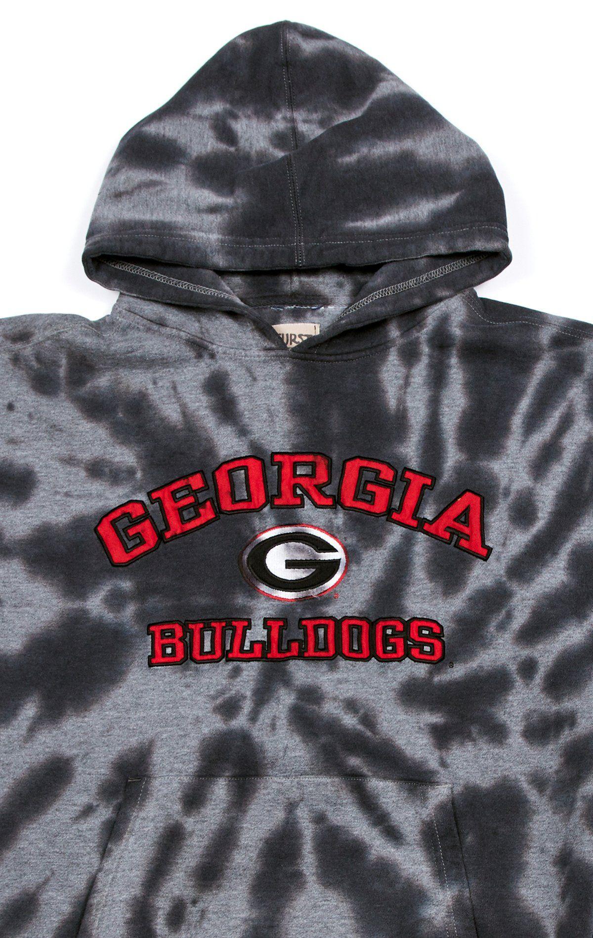 Vintage Tie Dye College Hoodie Lf Stores College Hoodies Vintage College Sweatshirts Hoodies [ 1899 x 1200 Pixel ]