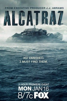 Alcatraz. Though a lot of it was not actually shot in SF, I think they shot a lot of the scenes in Toronto?