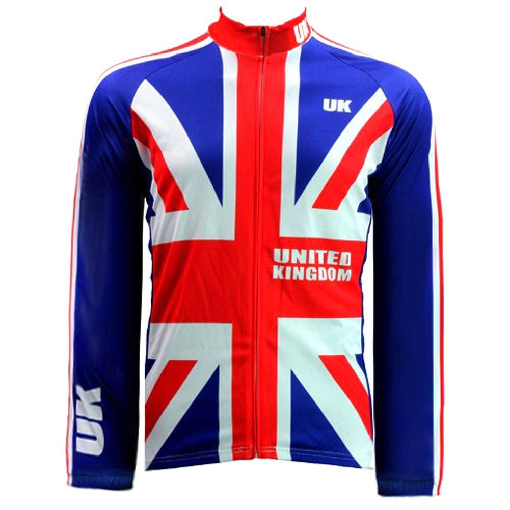Mens MTB Cycling Long Sleeve Jersey Jacket Bike Shirt Bicycle Top    For  more information 475355350