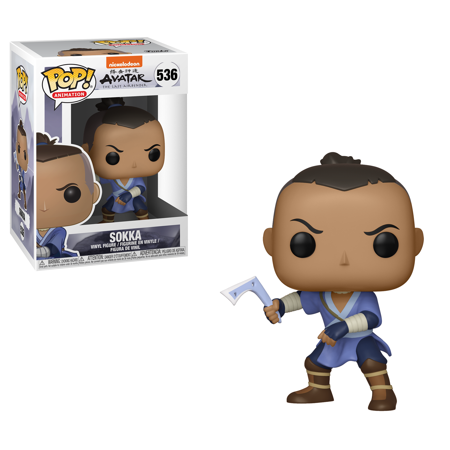 111a50a6866 Funko POP! Animation  Avatar - Sokka