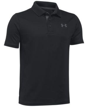 a9d04cd2c Big Boys Select Polo | Products | Under armour, Polo, Big kids