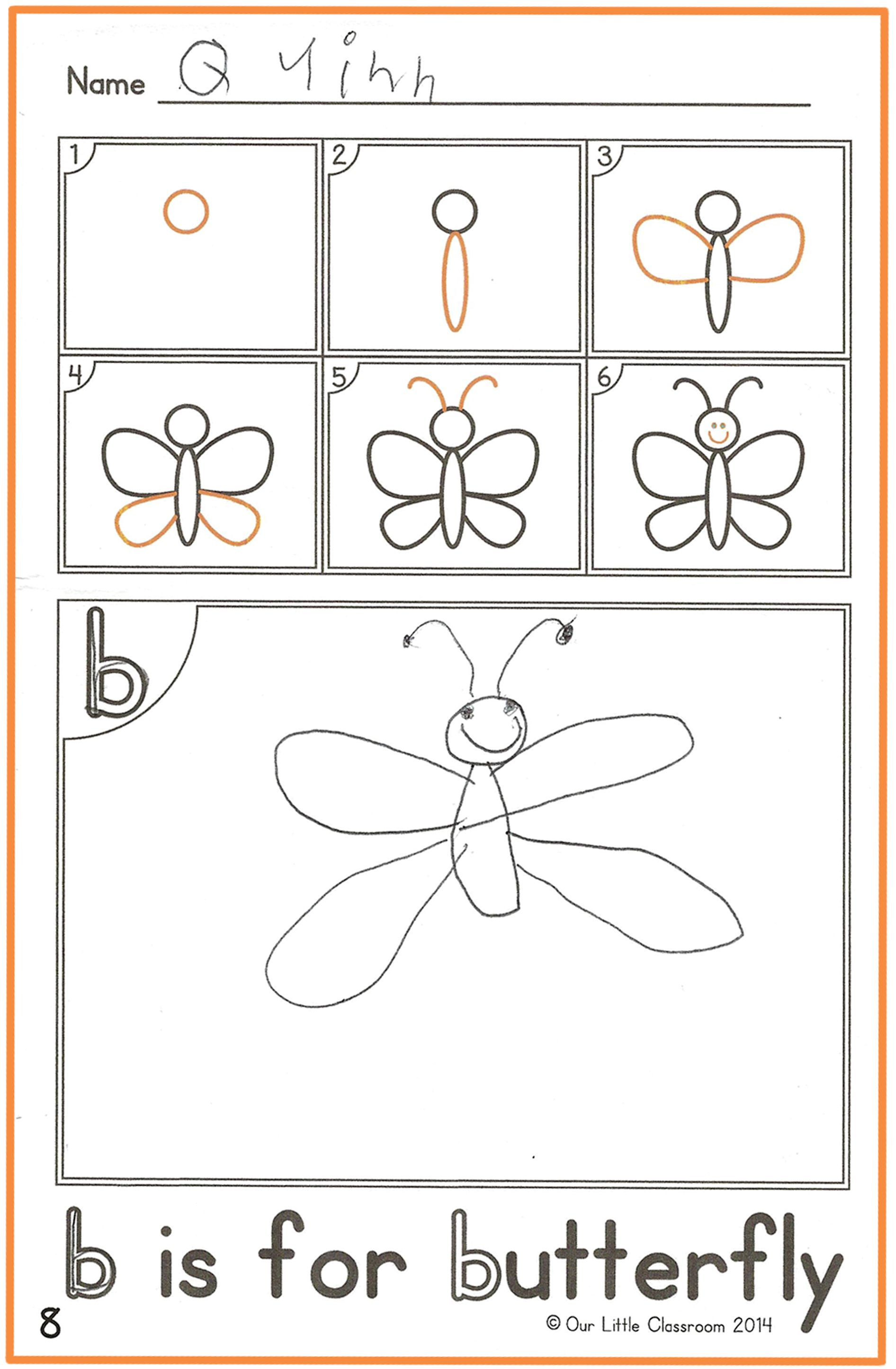 Uncategorized How To Draw For Kindergarten alphabet activities how to draw kindergarten and school draw