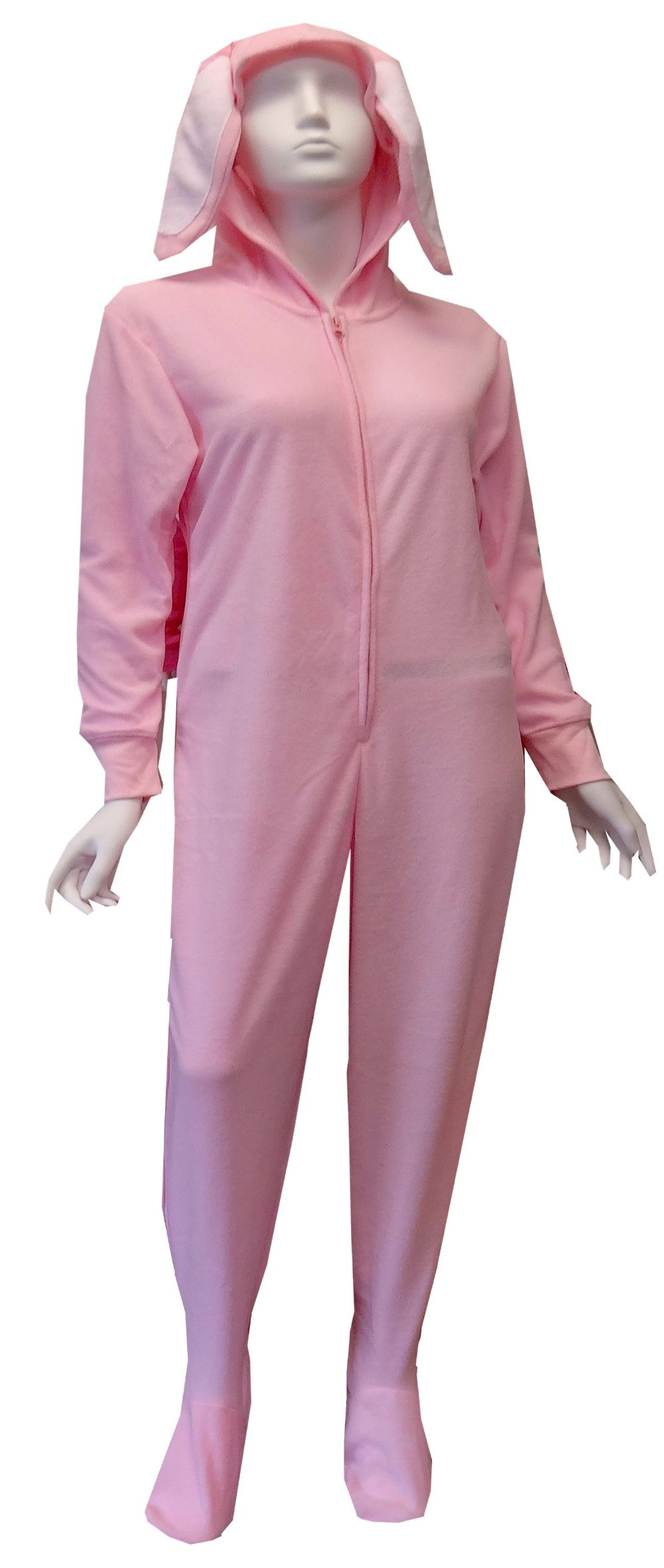 Just for the fun of it!! These pink footed pajamas for women are ...