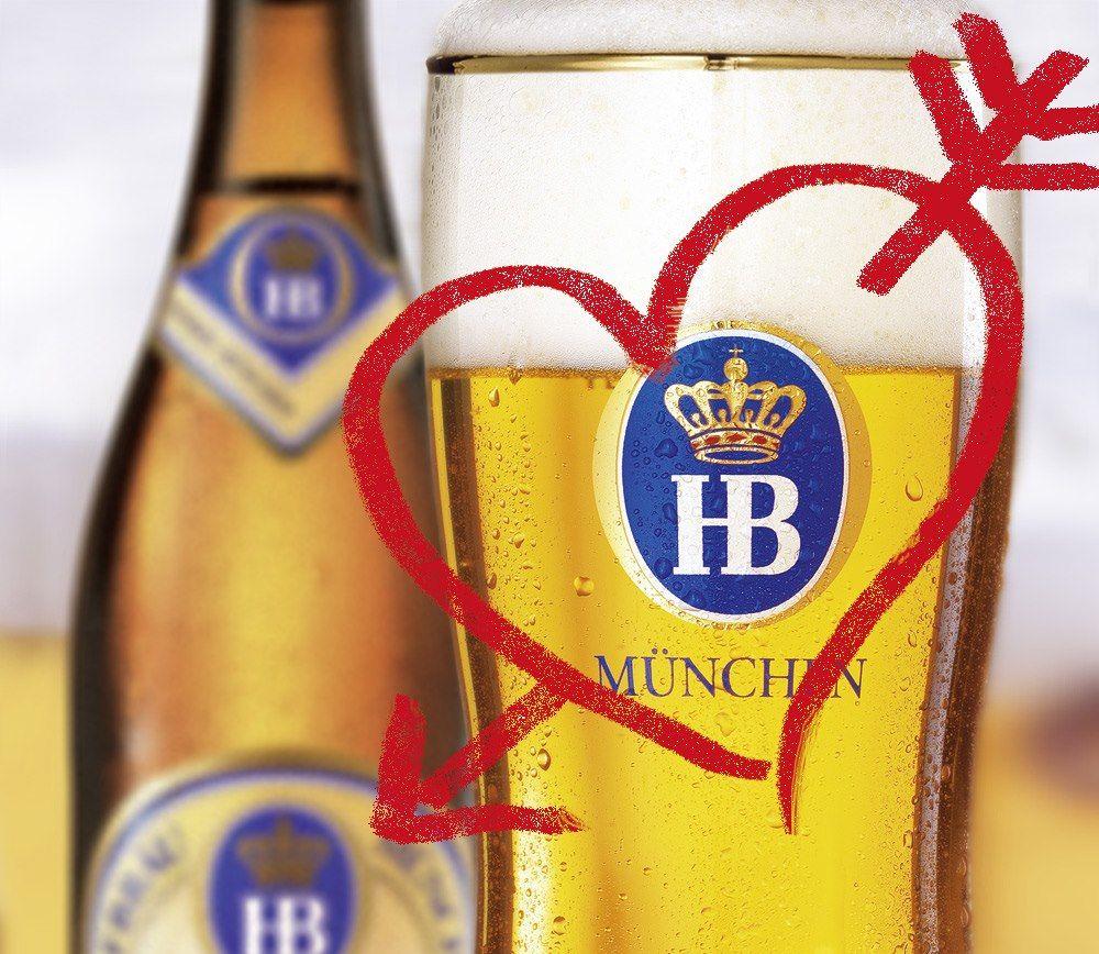 Hofbrau Beer
