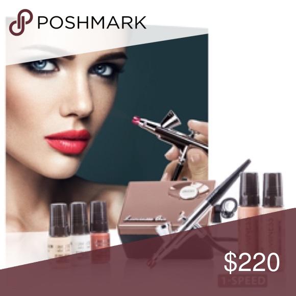 Makeup airbrush system luminess air regular price 400