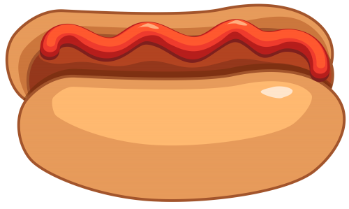 Hot Dog And Ketchup Png Clipart Hot Dogs Food Png Dog Clip Art