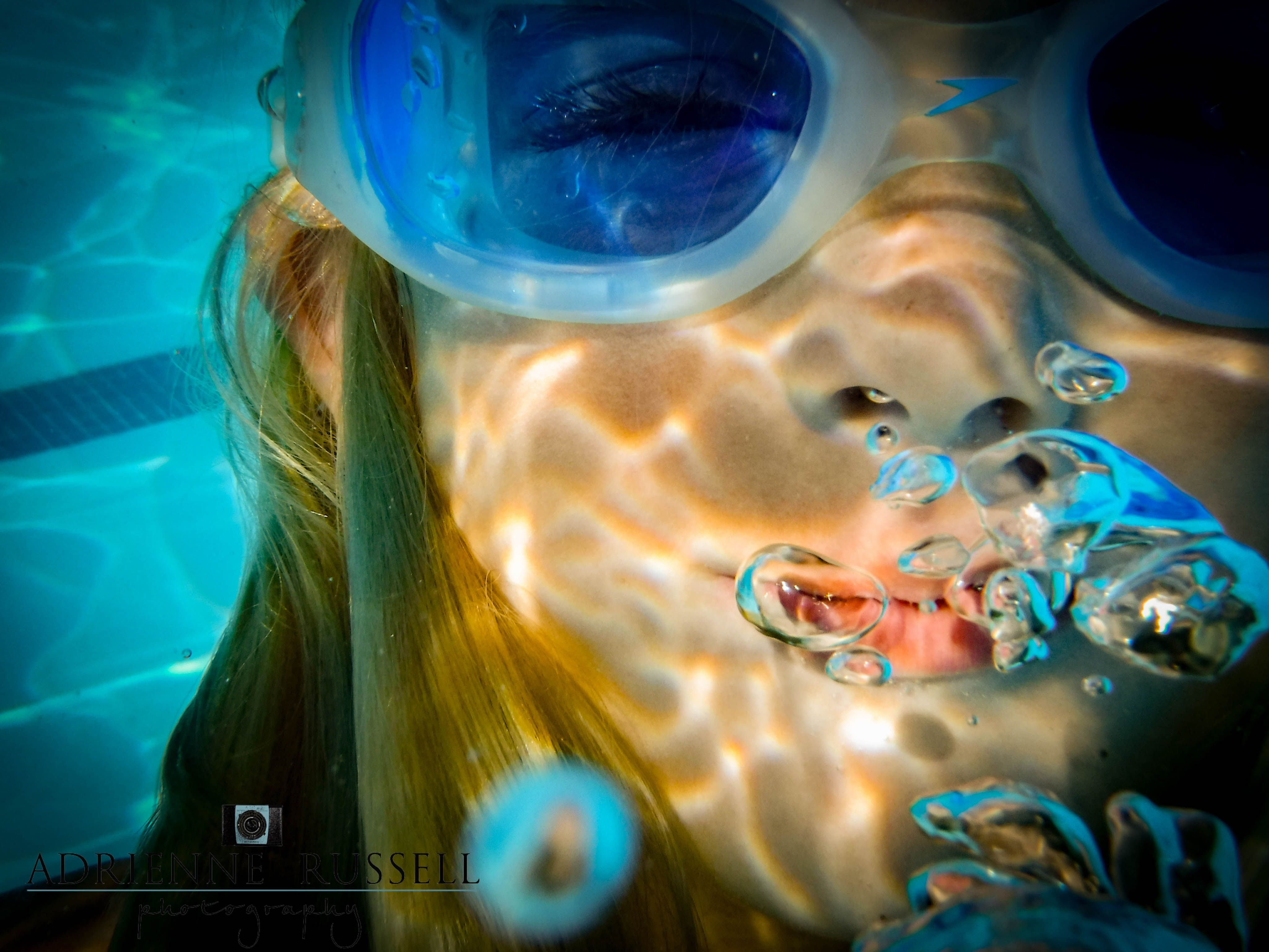 My new toy – underwater photos!