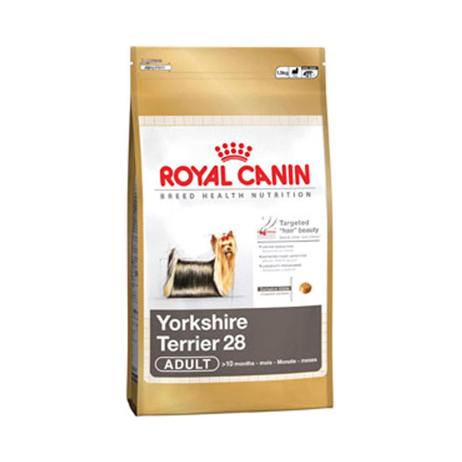 Royal Canin Breed Health Nutrition Yorkshire Terrier 28 Yorkshire Terrier Terrier Yorkshire