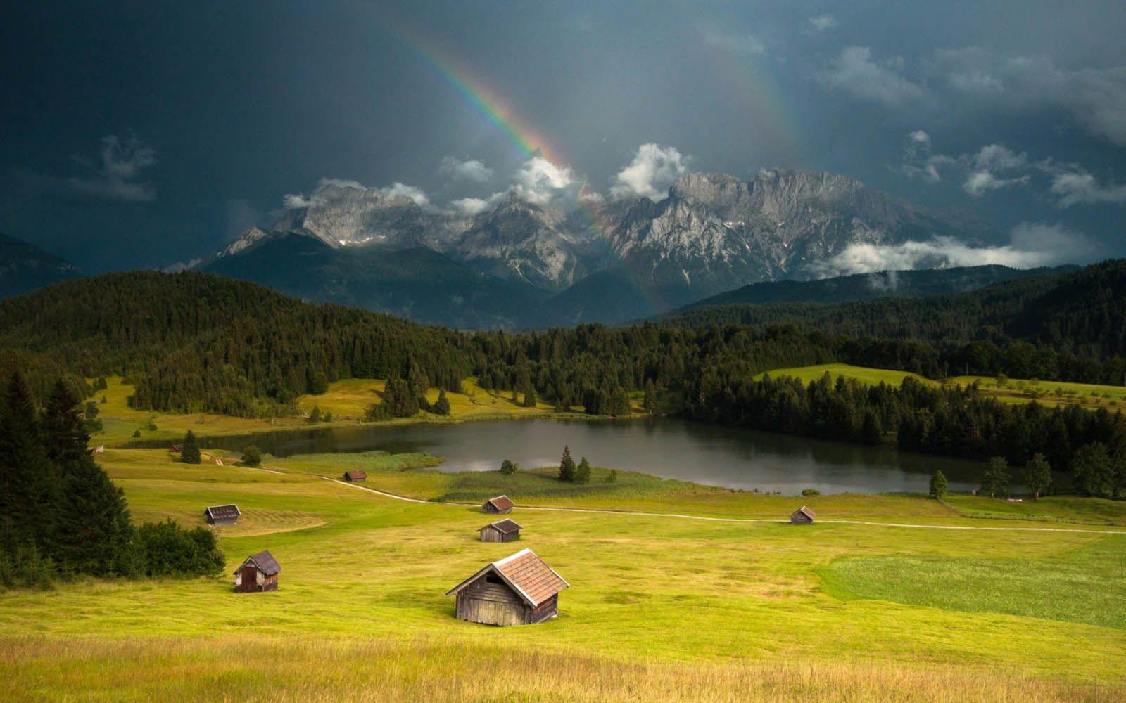description of beautiful scenery