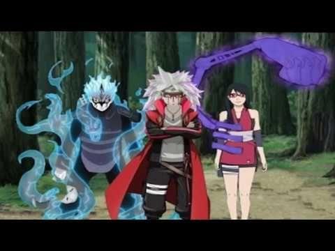 New Shinobi Konoha Terkuat Dan Misterius Yang Akan Melapaui Generasi Na Boruto Boruto Episodes Naruto