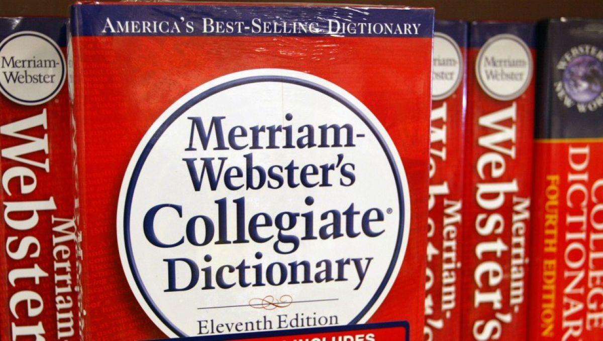 Le Pronom Non Genre They Entre Dans Le Dictionnaire Webster Dictionnaire Changement Social Verbe Rester