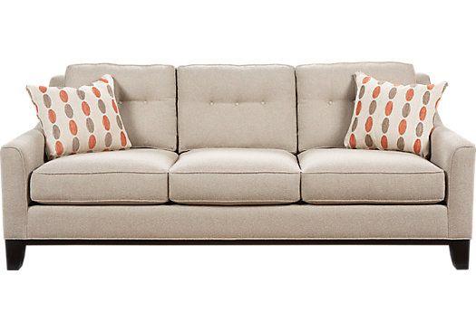 Cindy Crawford HomeHadly Sofa Cindy crawford Room and Sleeper sofas
