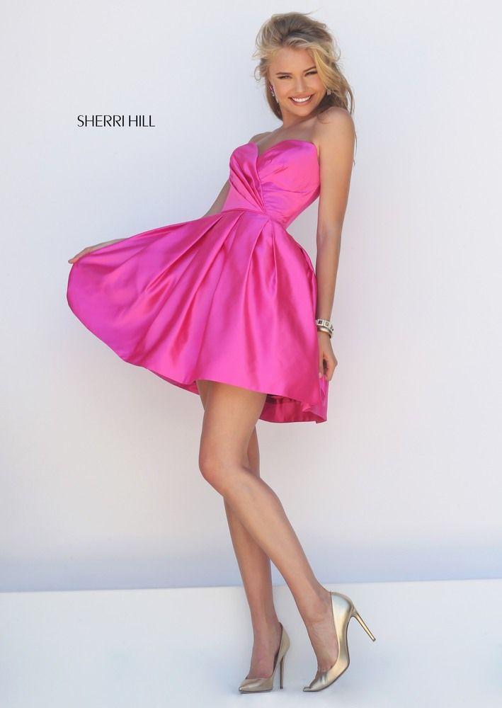 SHERRI HILL 50147 | vestids | Pinterest | Vestidos fiestas, Vestidos ...