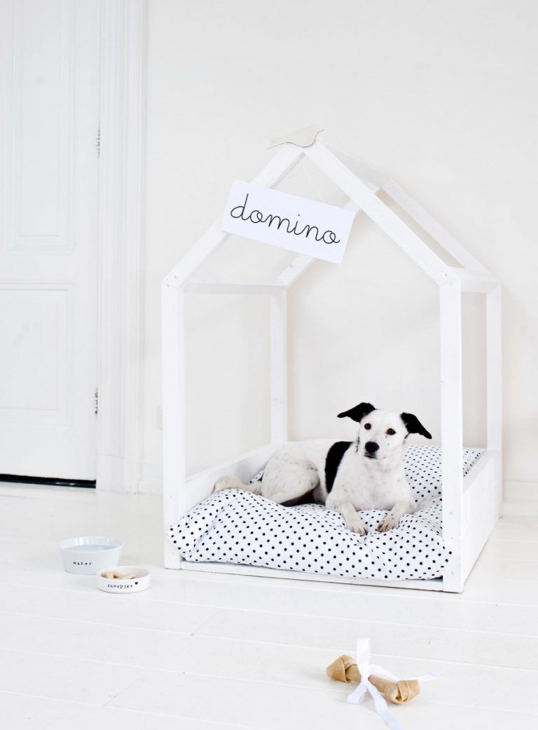 15 Diy Pet Beds That Actually Fit In With Your Decor Diy Dog Bed