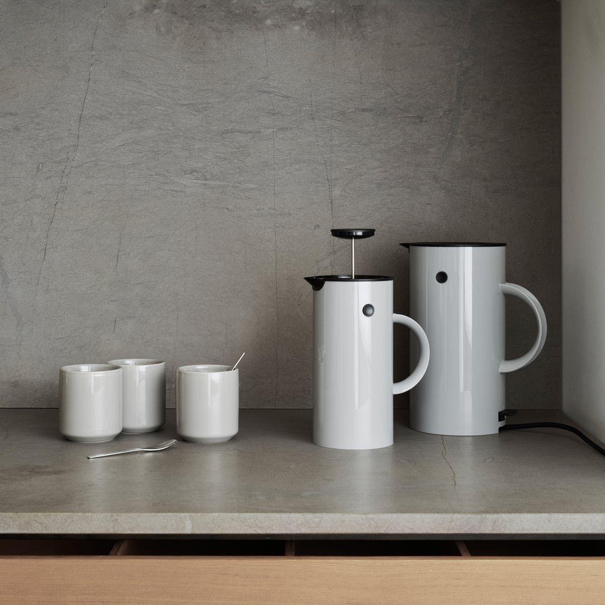 French Press Electric kettle, Stelton, Kettle