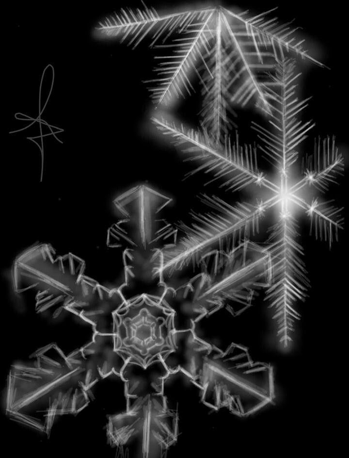 Snowflakes by KimFerris