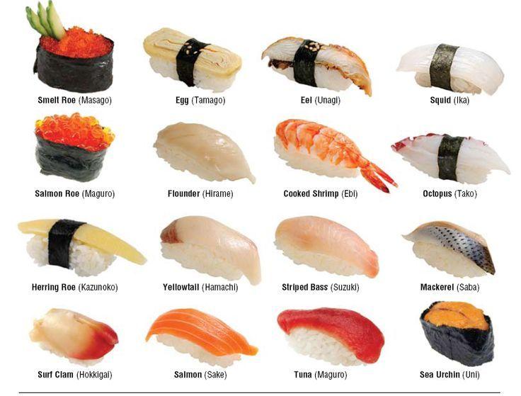 sushi japones - Buscar con Google | SUSHI | Pinterest ...