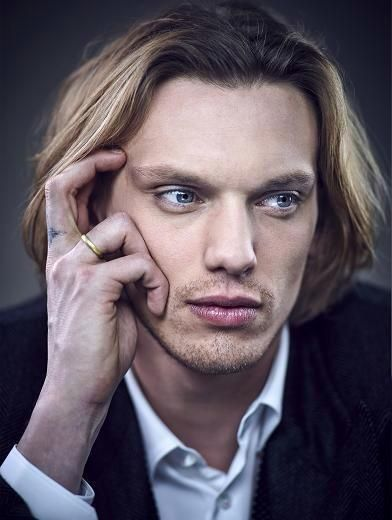 Jamie Campbell Bower, The London Times, April 4, 2015