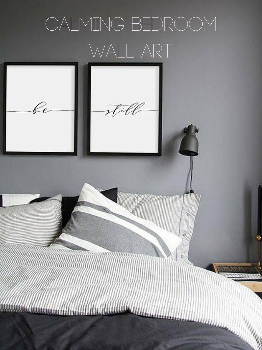 printable be still minimalist wall art ad minimalistdesign