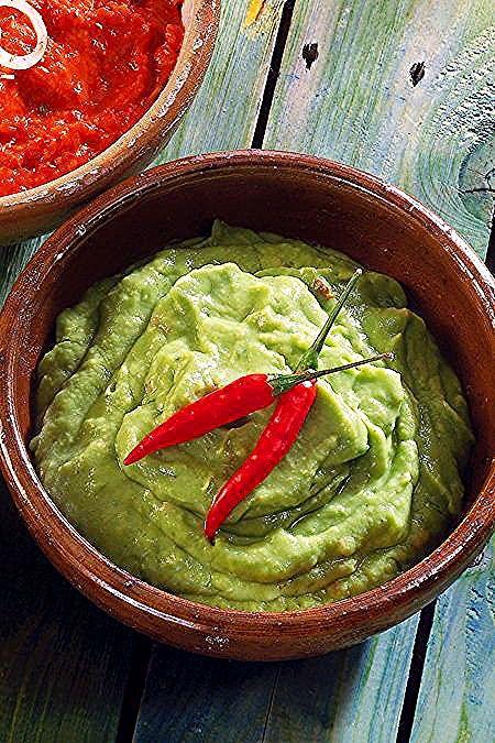 Das ist der beste Avocado-Dip, den wir kennen!