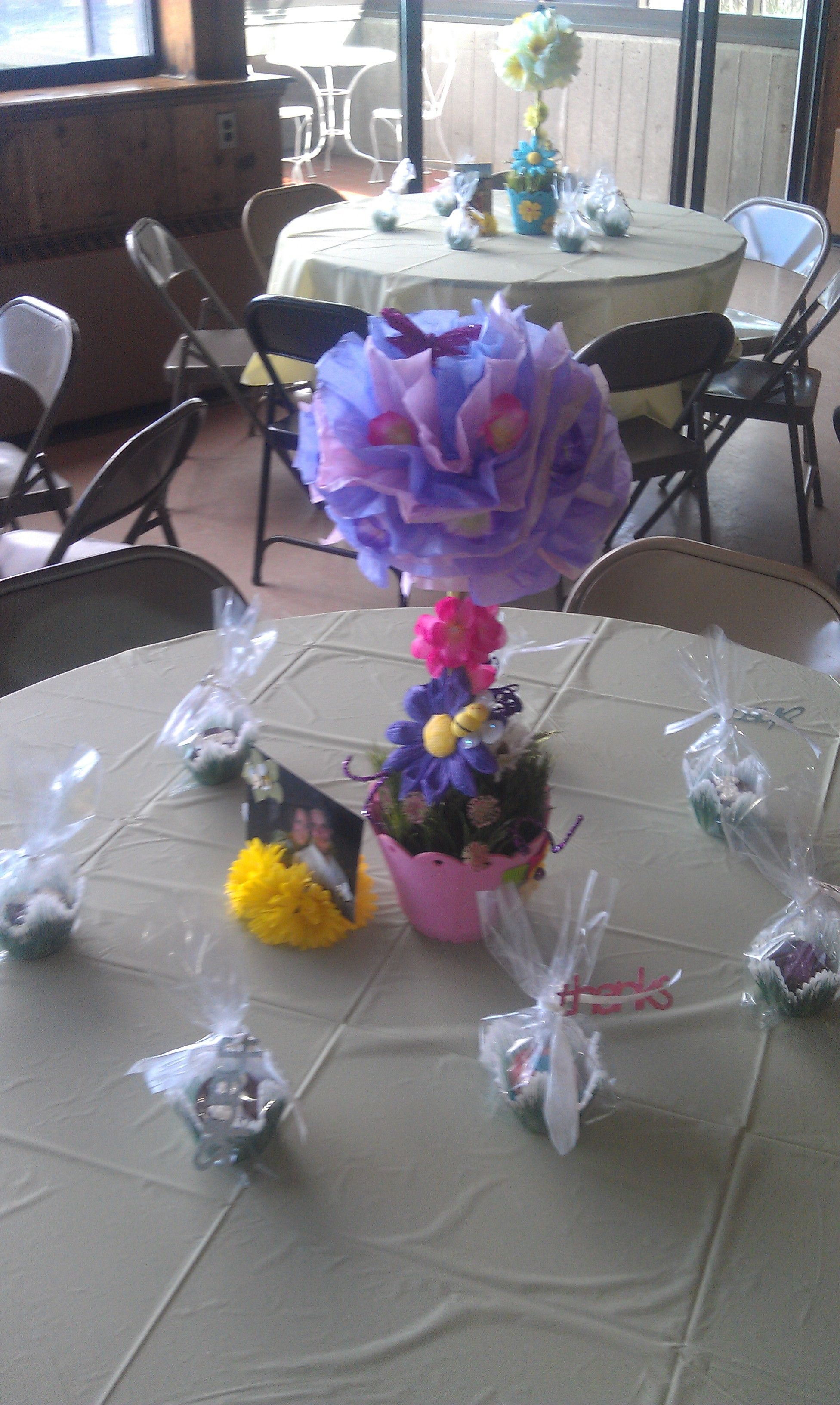 Baby Shower Centerpieces, Fun, Sweet, And Quite The Hit
