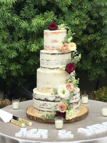 Pin on Wedding cakes I have made