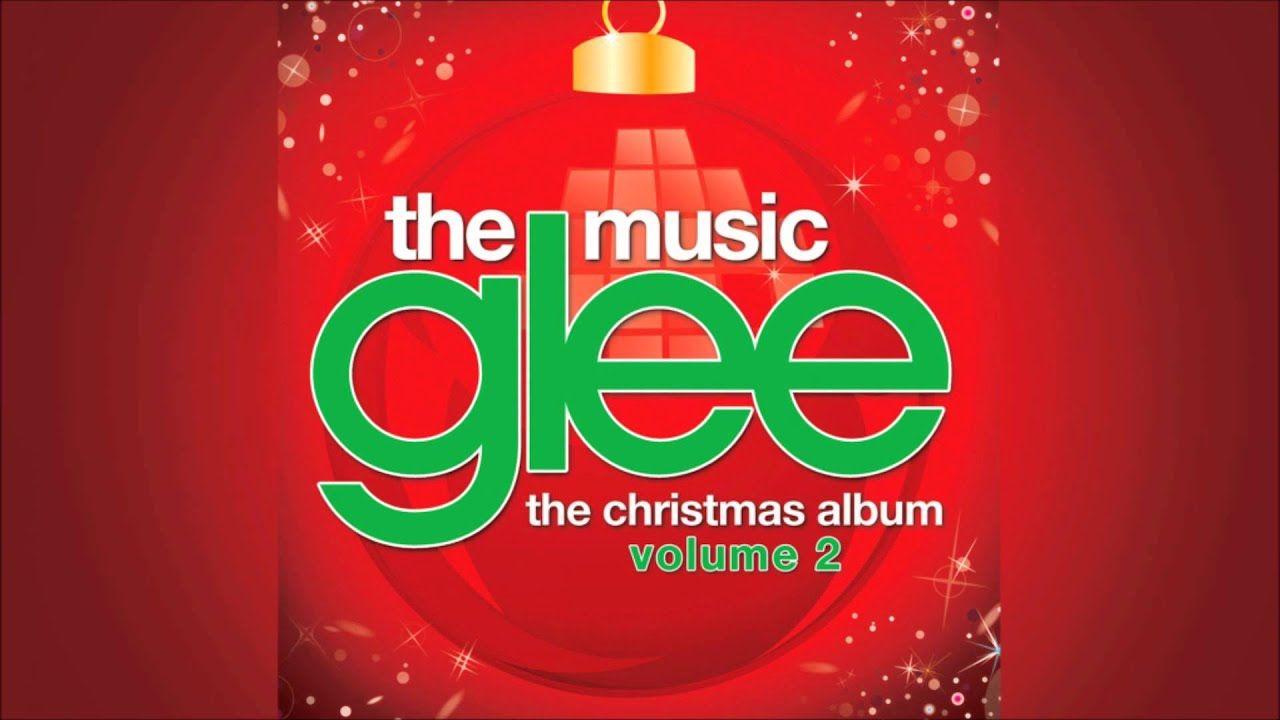 All I Want For Christmas Is You Glee Hd Full Studio Youtube Christmas Albums Christmas Music Thanksgiving Diy