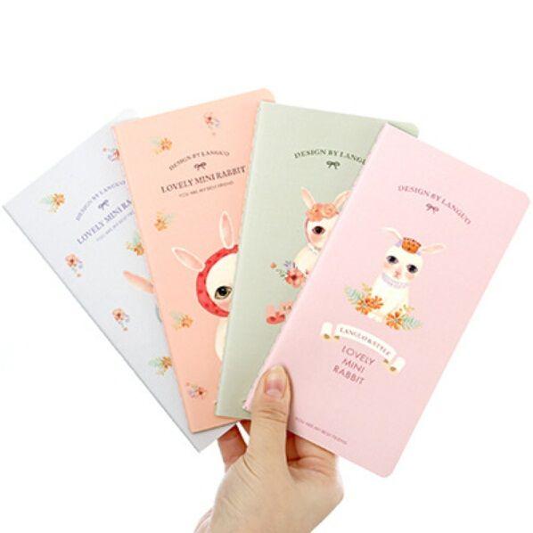 1pcs\/lot New Vintage 48K Blank Rabbit Princess series Kraft paper - blank memo