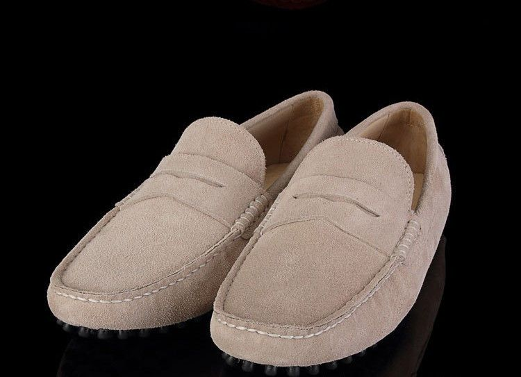 Cream-colored loafers Tod's KAk9RSytms