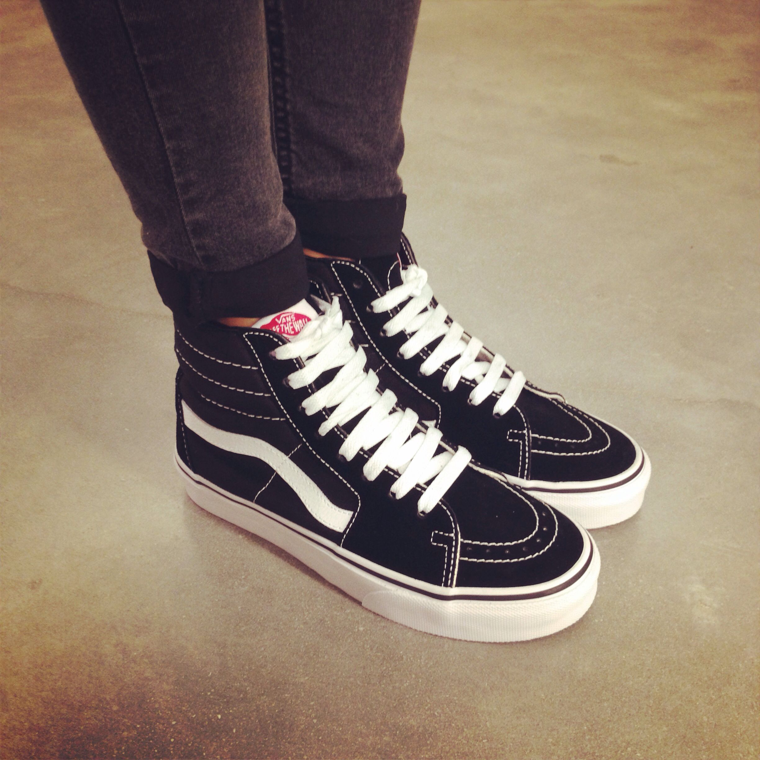 vans old school hi