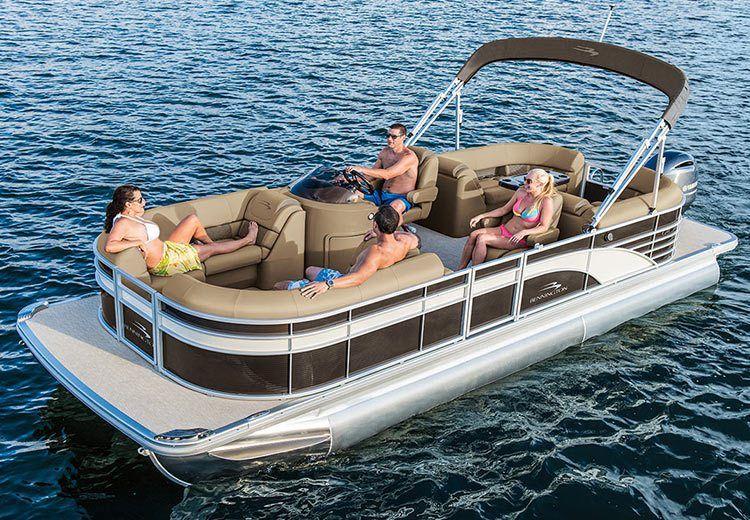 G 22 stern radius best pontoon boats pontoon boats for