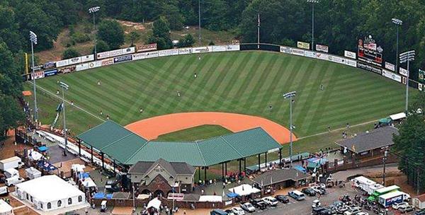 Stadium American Legion World Series Baseball Shelby Nc American Legions Stadium Baseball