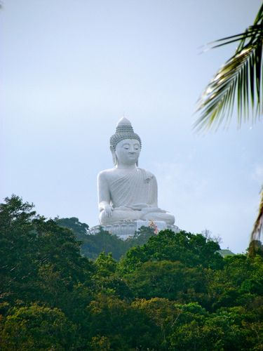Big Buddha, Phuket, Thailand Largest sitting Buddha in the world