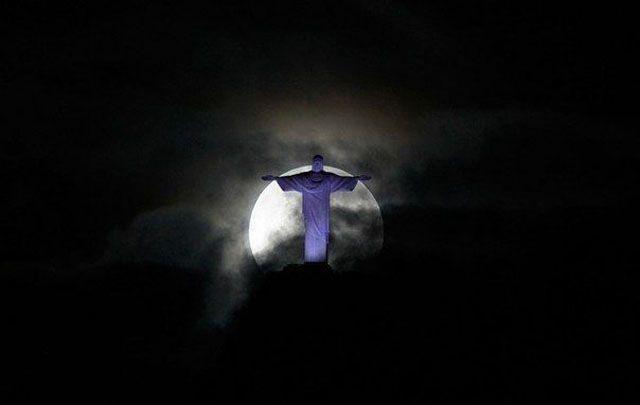 Rio  statue of Jesus