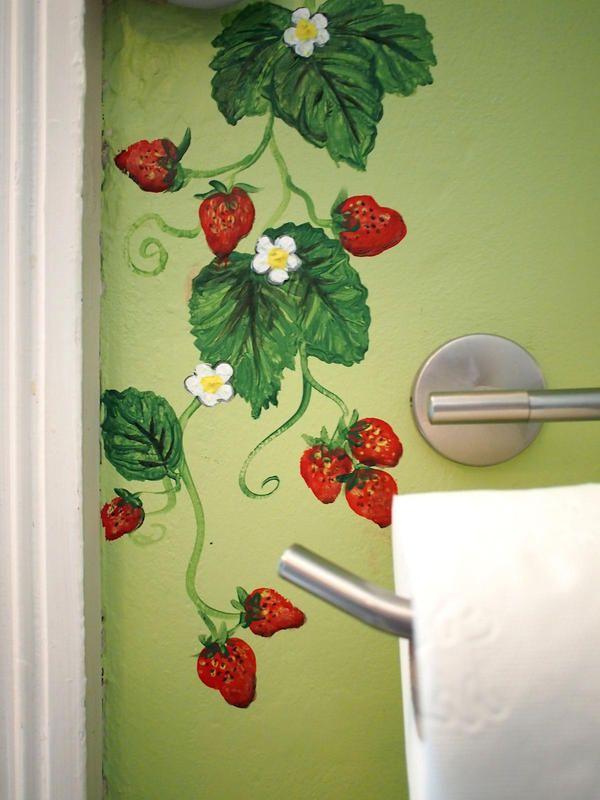 Pin von wandklex kunstatelier auf wandklexe murals by - Kreative wandbemalung ...