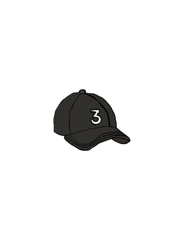 bedb24be813 ... sweden chance the rapper hat print by wiredbyizzy on etsy  chancetherapper 823e0 1c568