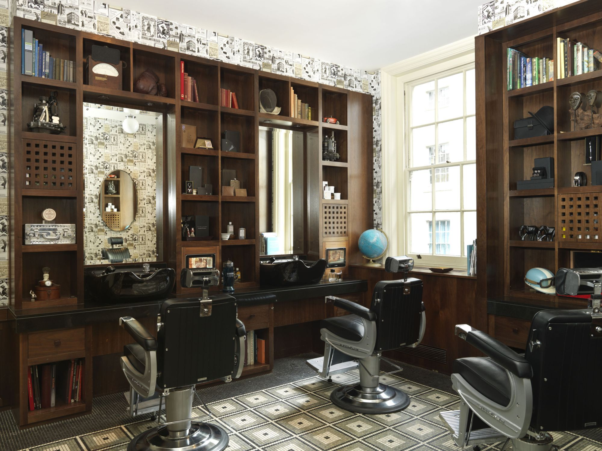 Grooming Guide The Dunhill Barber at Bourdon House