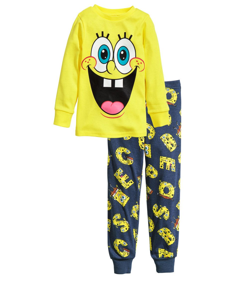 Oversized Hooded Sweatshirt Black Sponge Bob Men H M Us 1 Stylish Hoodies Cute Sweatpants Streetwear Men Outfits
